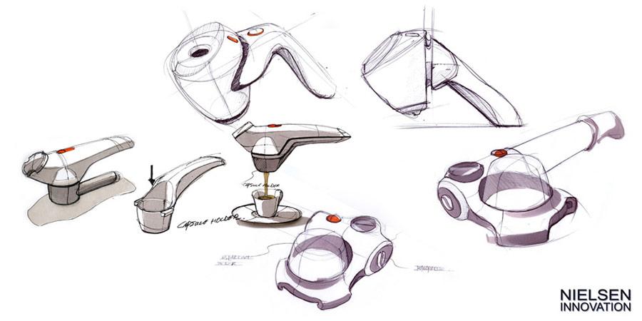 История идей Handpresso