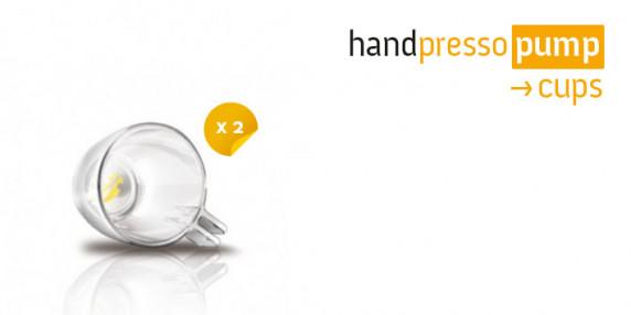 чашки для Handpresso Pump