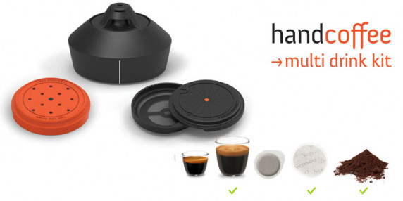 Handcoffee Multi drink Kit