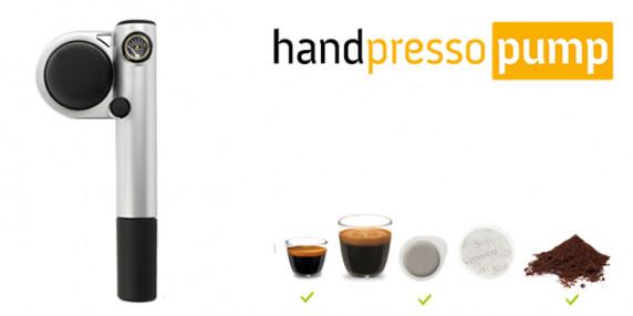 Handpresso Pump silver